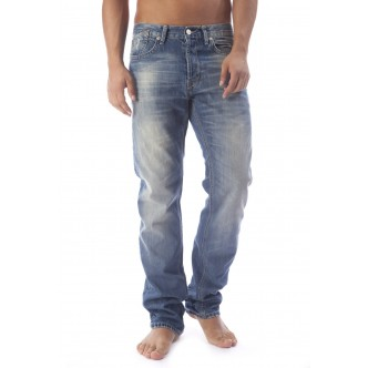 GREGORY VINTAGE BRUSHED JEANS