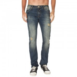 ANGELO BLUE TOWER JEANS