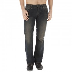 RONALD R BLACK ROCK JEANS