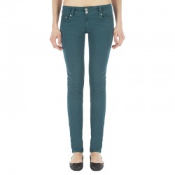 NEW MOLLY TEAL BLUE JEANS