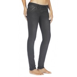 MOLLY BLACK WAVE JEANS