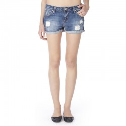 AMELIA MEDIUM BLUE SHORT